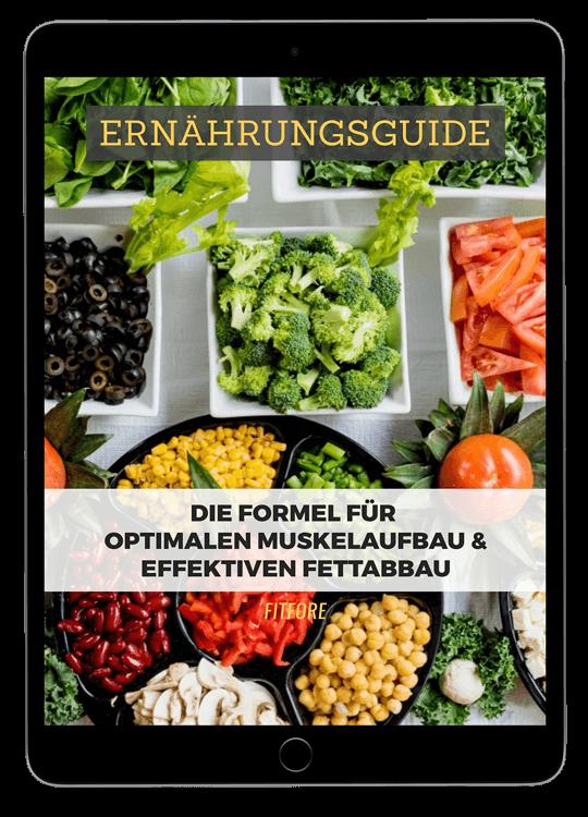 FITFORE Ernährungsguide