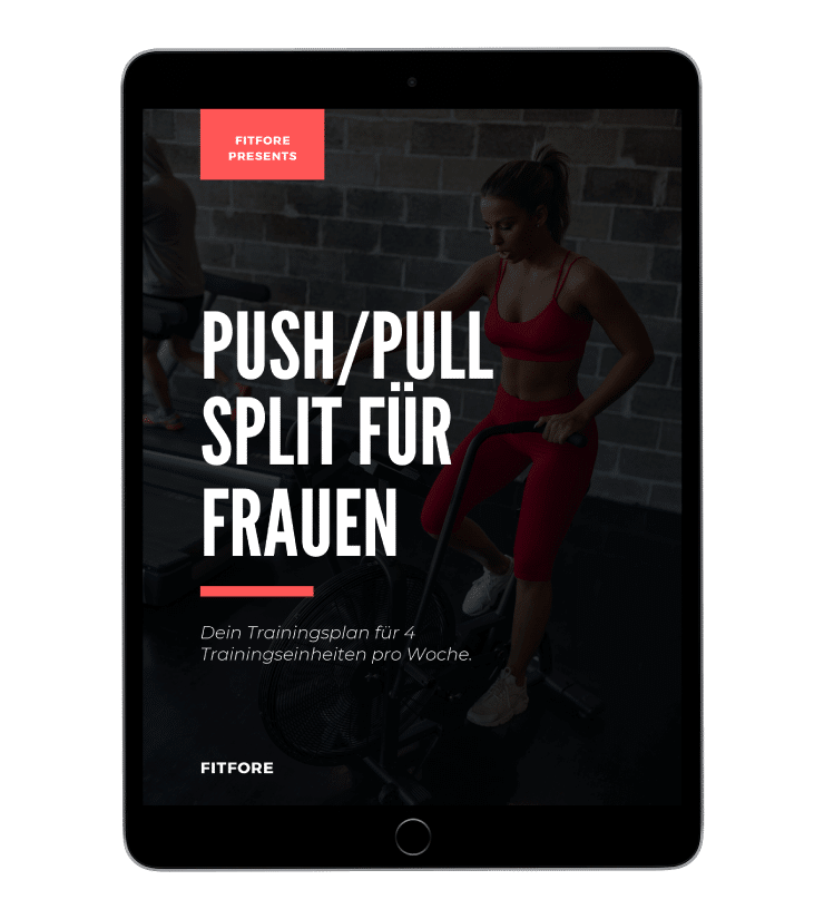 Push/Pull Trainingsplan