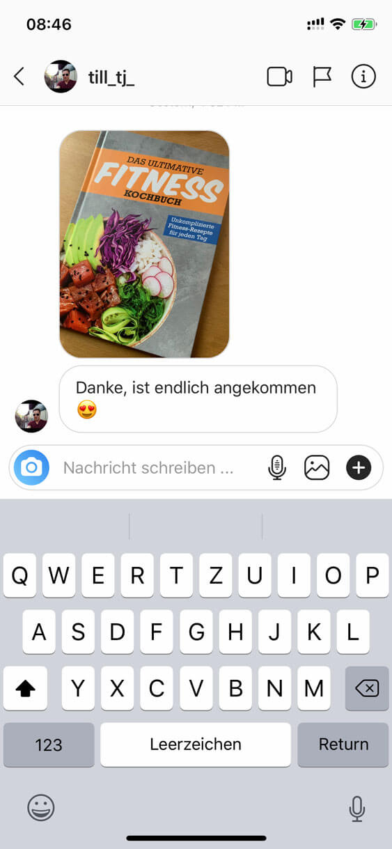 FITFORE Kochbuch