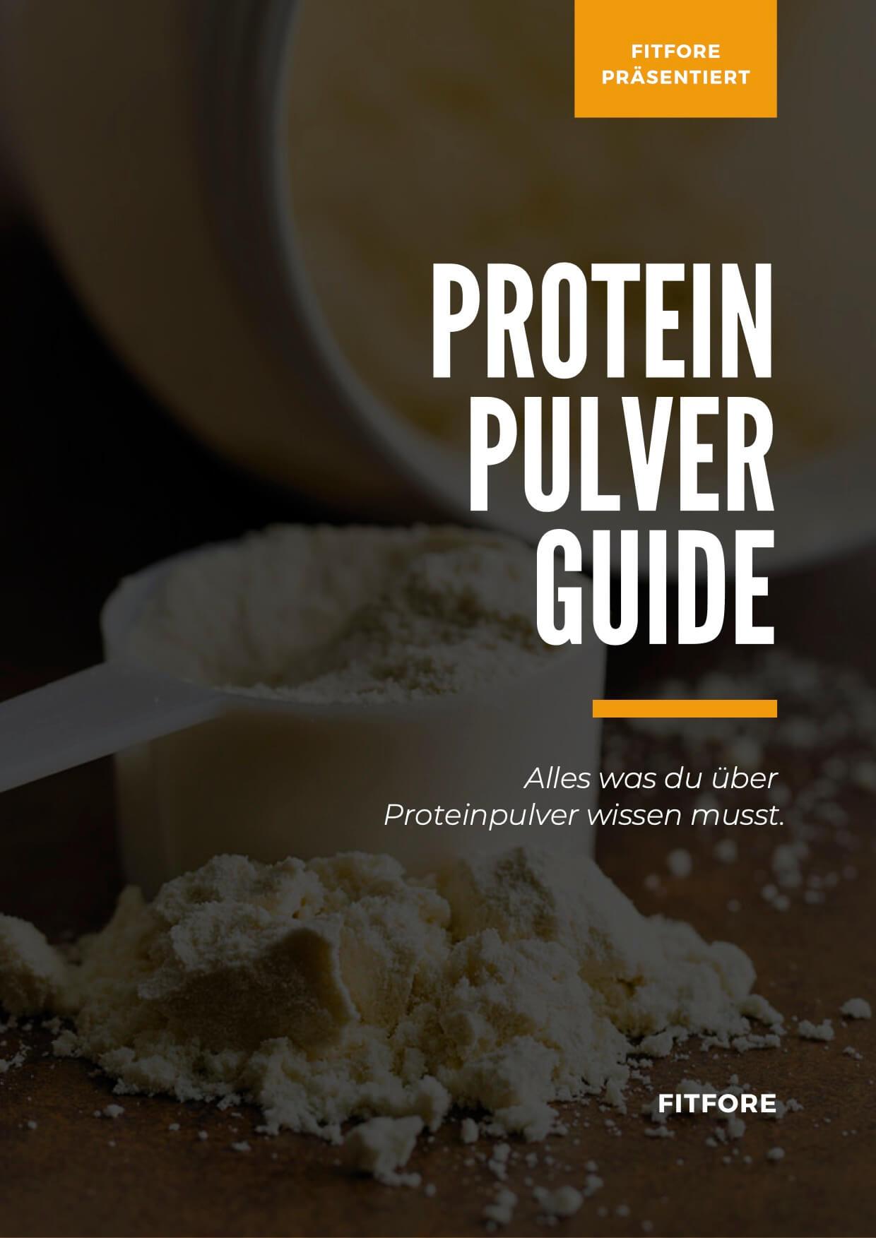 Proteinpulver Guide